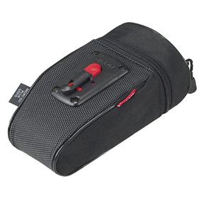 KLICKfix Micro 15O zadeltas zwart